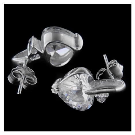 Kolczyki srebrne 15557