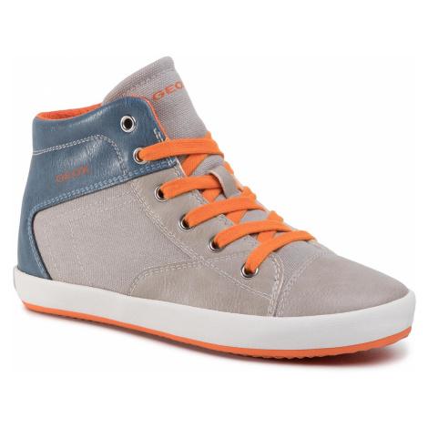 Sneakersy GEOX - J Gisli B. A J025CA 010FE C5576 S Beige/Avio