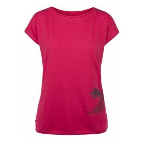 Loap ANELY różowy XS - Koszulka damska