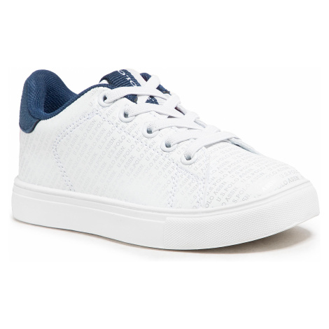 Sneakersy U.S. POLO ASSN. - Willy169 Club WILLY4169S1/Y1 Whi