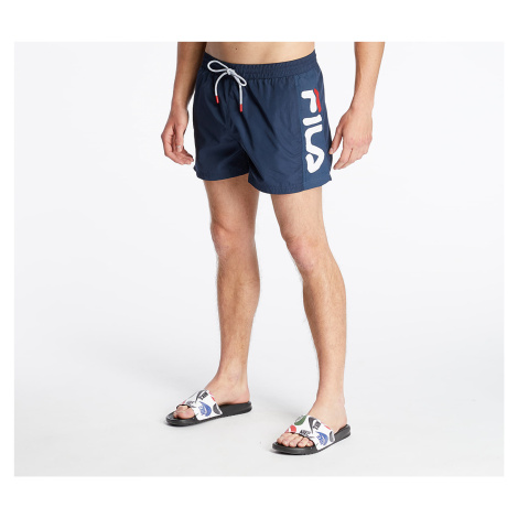 FILA Safi Swim Shorts Black Iris