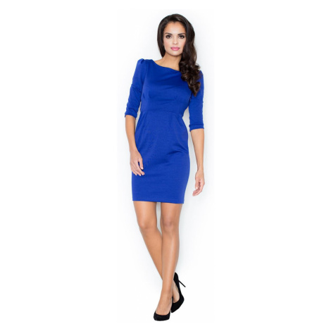 Figl Woman's Dress M082 Sapphire