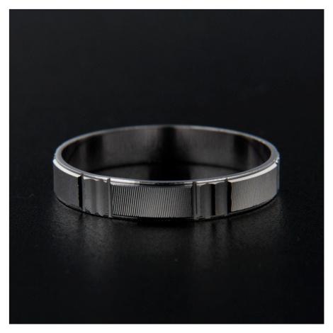 Pierścionek srebrny 13830