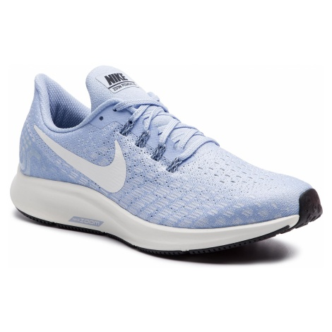 Buty NIKE - Air Zoom Pegasus 35 942855 405 Aluminum/Sail/Black