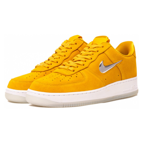 Buty Nike WMNS Air Force 1 '07 Premium LX Yellow Ochre (AO3814-700)