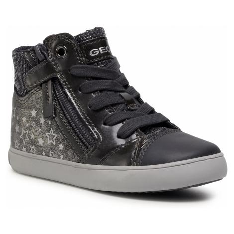 Sneakersy GEOX - J Gisli G. D J024ND 054PV C9002 M Dk Grey