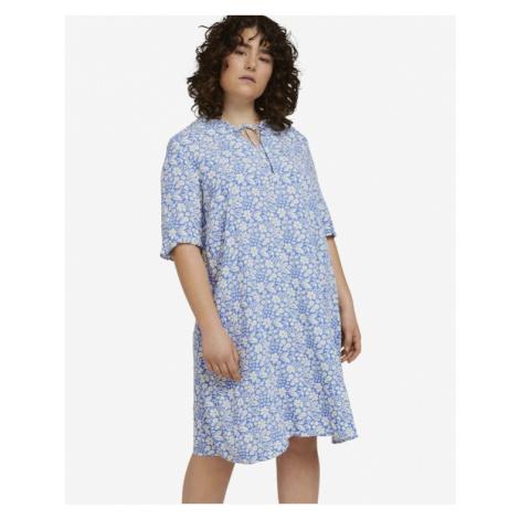 Tom Tailor Sukienka Niebieski Biały