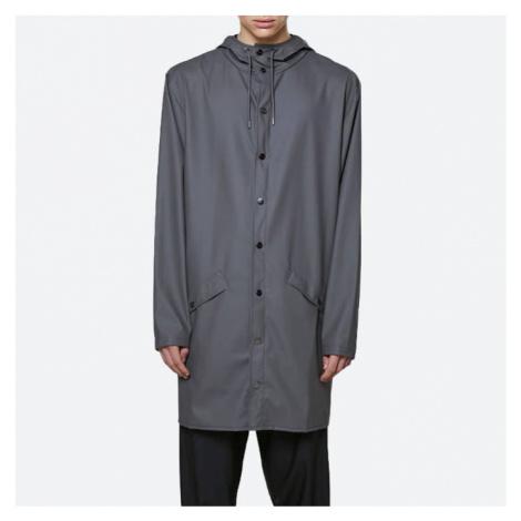 Płaszcz Rains Long Jacket 1202 CHARCOAL