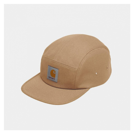Czapka Carhartt WIP Backley Cap I016607 DUSTY H BROWN