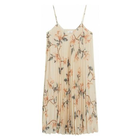 MANGO Sukienka plażowa 'Vainica' beżowy
