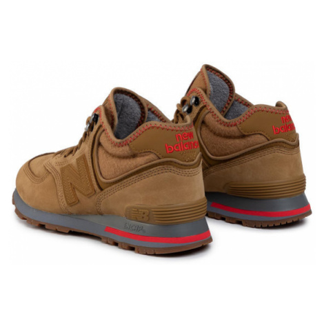 New Balance Sneakersy MH574REB Brązowy