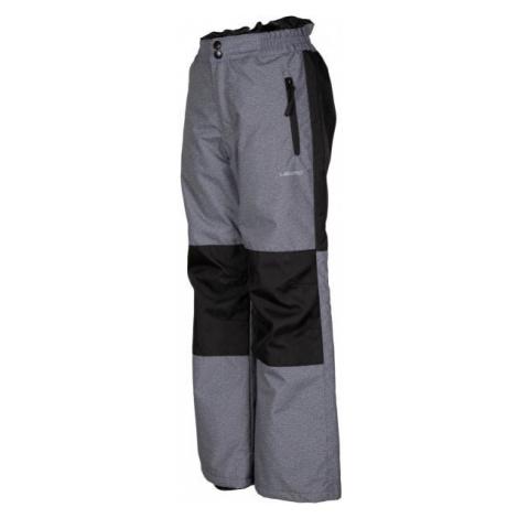 Lewro NADAL szary 164-170 - Spodnie narciarskie dziecięce