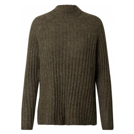 VILA Sweter zielony