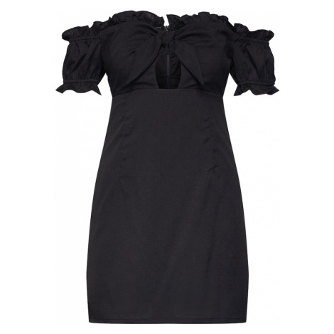 GLAMOROUS Sukienka 'CK5341' czarny
