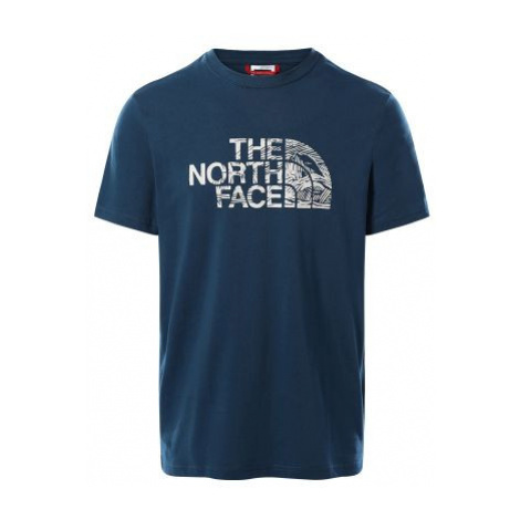 The North Face Woodcut Dome Tee > 00A3G1BH71