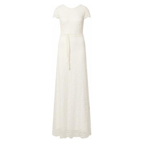 King Louie Suknia wieczorowa 'Sally Wedding Dress Dentelle' biały