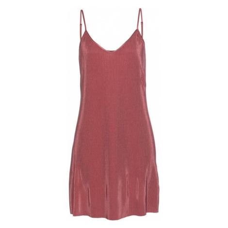 LASCANA Koszula nocna pastelowa czerwień
