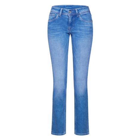 Pepe Jeans Jeansy 'Saturn' niebieski denim