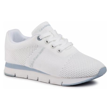 Sneakersy CALVIN KLEIN JEANS - Tada R8960 White/Chambray