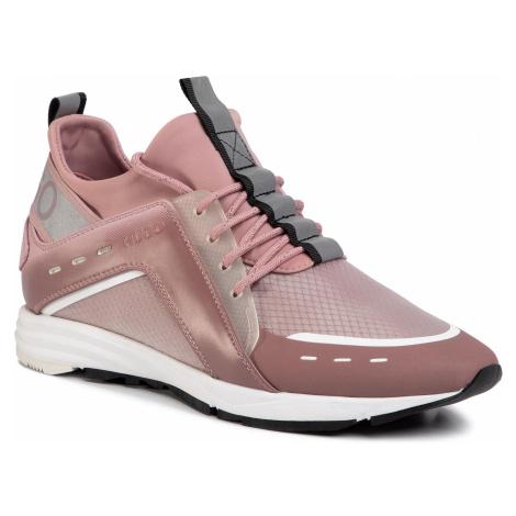 Sneakersy HUGO - Hybrid 50428280 10226110 01 Light/Pastel Pink 682 Hugo Boss
