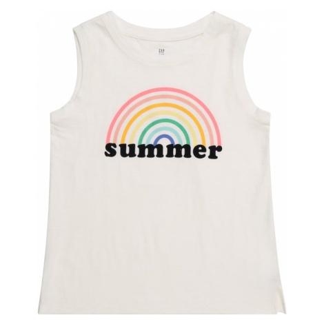 GAP Koszulka mieszane kolory / biały