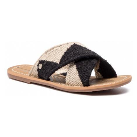 Pepe Jeans Klapki Malibu Ethnic PLS90411 Beżowy