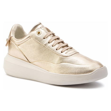 Sneakersy GEOX - D Rubidia A D84APA 000KY C2005 Gold