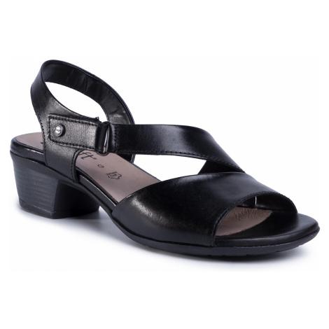 Sandały GO SOFT - WI23-BETTY-05 Black