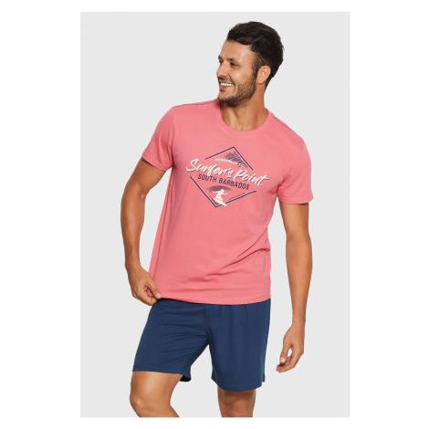 Różowo-niebieska piżamaRaise Henderson
