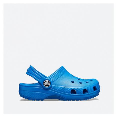Klapki dziecięce Crocs Classic Clog K 204536 BRIGHT COBALT