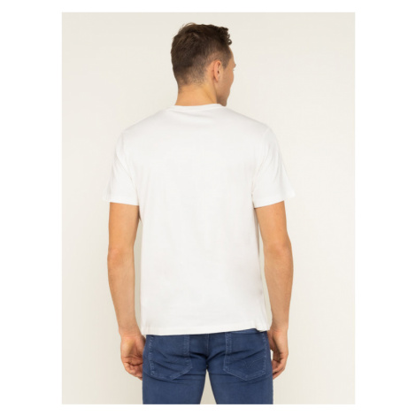 Pepe Jeans T-Shirt Ben PM506903 Beżowy Regular Fit