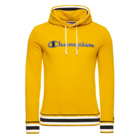 Champion Bluza Recycle Fleece 213531 Żółty Regular Fit