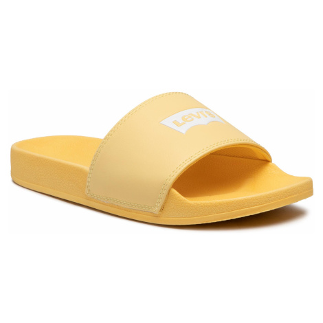 Klapki LEVI'S® - 229170-740-72 Light Yellow Levi´s