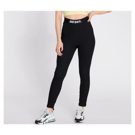 Nike Sportswear 7/8 Just Do It Rib Legging Black