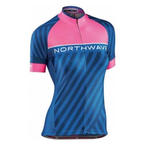 Northwave LOGO W 3 JERSEY - Koszulka rowerowa North Wave