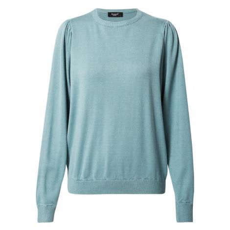 SISTERS POINT Sweter jasnoniebieski / turkusowy