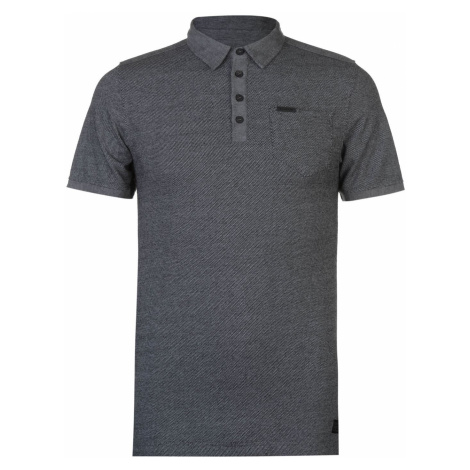 Firetrap Blackseal  Birdsye Polo Shirt