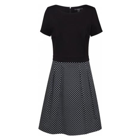 Esprit Collection Sukienka mieszane kolory / czarny