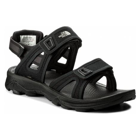 Sandały THE NORTH FACE - Hedgehog Sandal II T0CXS5LQ6 Tnf Black/Vintage White
