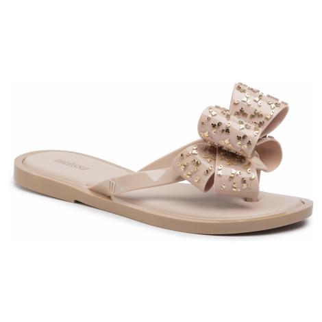 Japonki MELISSA - Flip Flop Sweet Ad 32447 Beige/Gold 50851