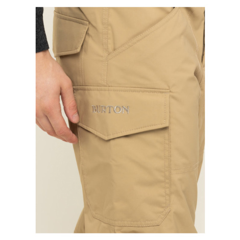 Burton Spodnie narciarskie Covert 13160105250 Brązowy Regular Fit