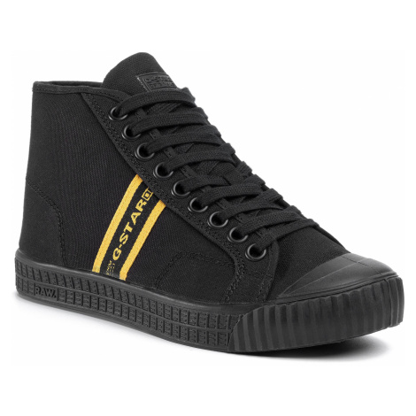 Trampki G-STAR RAW - Rovulc Og II High D16790 -158-990 Black