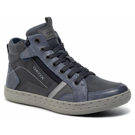 Sneakersy GEOX - J Garcia B. A J94B6A 0MEMW C0661 D Navy/Grey