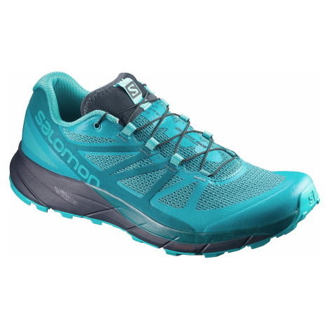 buty Salomon Sense Ride W - Blue Bird/Deep Lagoon/Navy