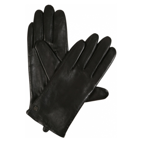 ESPRIT Rękawiczki pięciopalczaste czarny