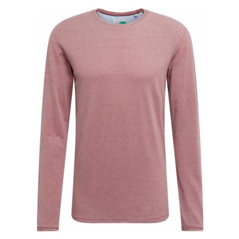 ESPRIT Koszulka 'OCS oxpi cn ls' różowy pudrowy