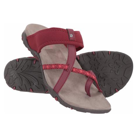 Marbella - sandały damskie - Pink