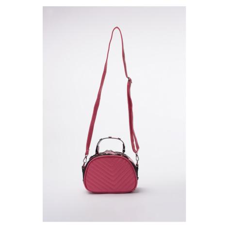 Trendyol Pink Rugan Women's Shoulder Bag