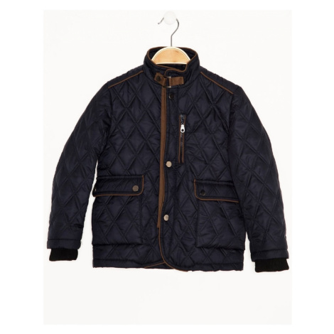 M3002 DEWBERRY BOY BOY COAT-LACİVERT