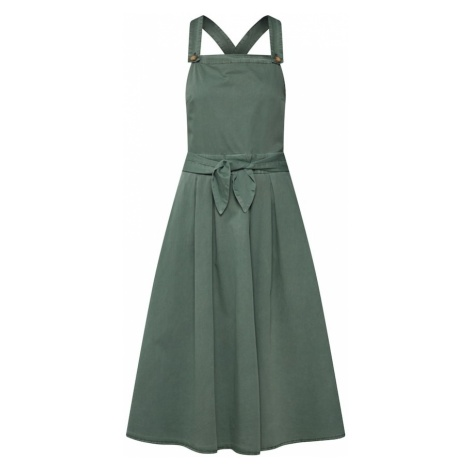 VERO MODA Sukienka 'Flame' zielony